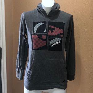 Quiksilver Shirts & Tops - Boys quicksilver thin hoodie